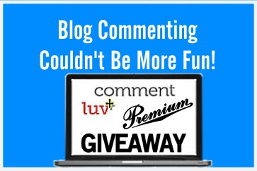 CommentLuv Premium License Giveaway Offer