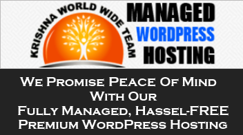 Krishna World Wide Host-Managed Premium WordPress Hosting