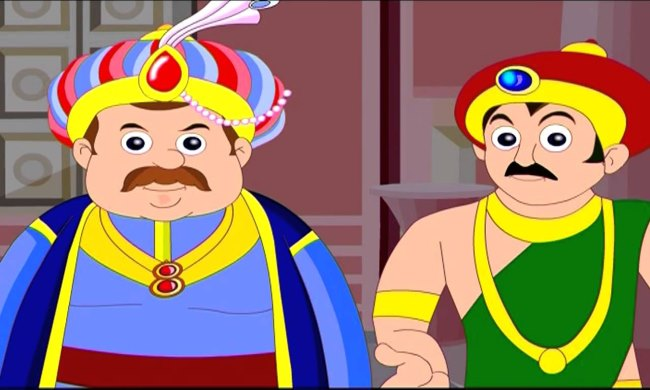 Akbar-Birbal-Tales-Story-Of-Gold-Coins