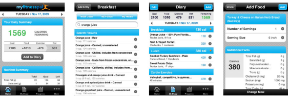 Weight Loss FREE iPhone and iPad App - MyFitnessPal.Com