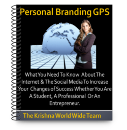 Personal Branding GPS eBook by Kumar Gauraw with Krishna World Wide Team