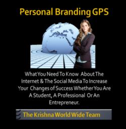 Personal Branding GPS eBook by Kumar Gauraw with Krishna World Wide Team