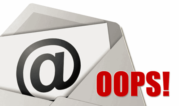 Avoid These Fatal Email Mistakes - Important For Your Success