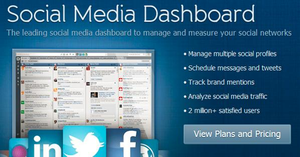 HootSuite - The Social Media Management Made Easy