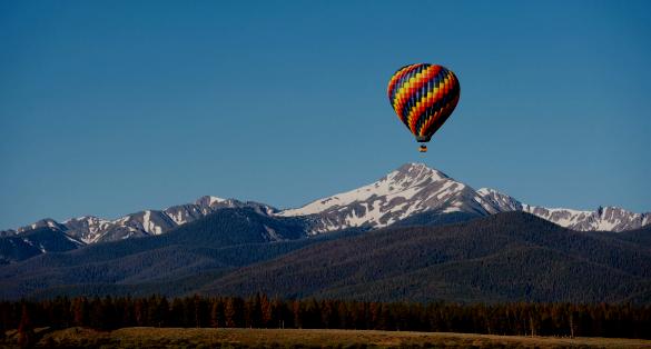 Hot Air Balloon Problem Solving Technique by Bill Butler