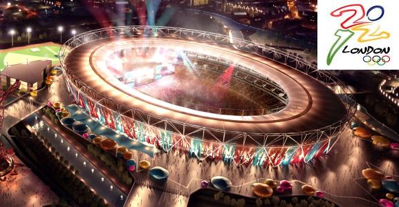 London Olympics 2012 Stadium - Life Is Marathon Not An Spring