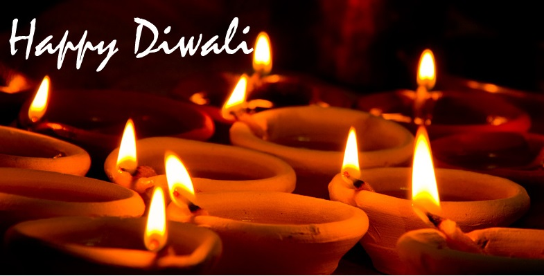 Happy Diwali Message From Kumar Gauraw And The Krishna World Wide Family - Image