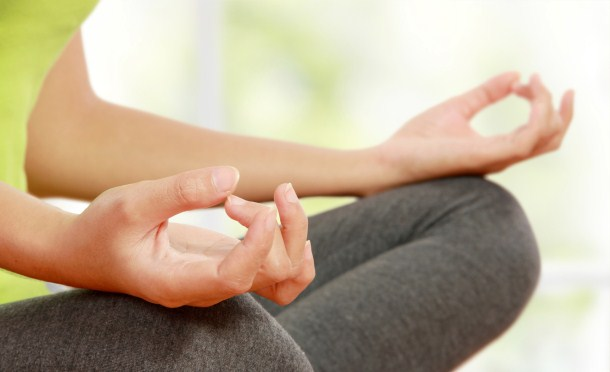 Meditation Is The Best Way To Reduce Mental Stress From Everyday Life - Image