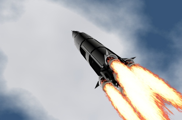 WordPress Website Performance Shot Up Like A Rocket With InMotion Hosting Service