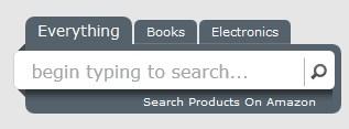 Amazon Product Search Box For Sidebar - Kumar Gauraw