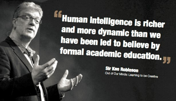Ted Talk By Sir Ken Robinson - How Public Schools Kill Creativity