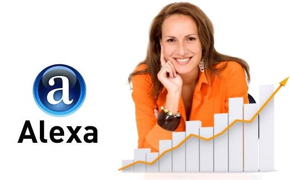 Alexa Traffic Rank - Improving Alexa Rank For Your Website-Optimized