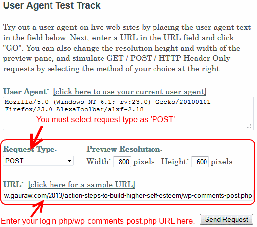 Bots-VS-Browsers-HTACCESS-rules-testing-online