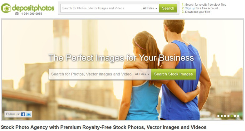 High Quality Premium Pictures from DepositPhotos Stock Images
