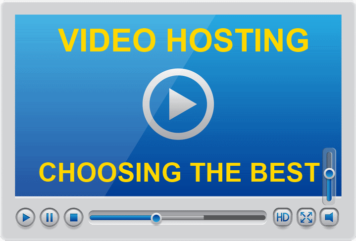 Choosing fast and secure video hosting service for hosting your membership website videos