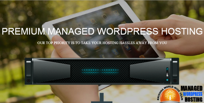 Premium Fully Managed WordPress Hosting By Krishna World Wide Team