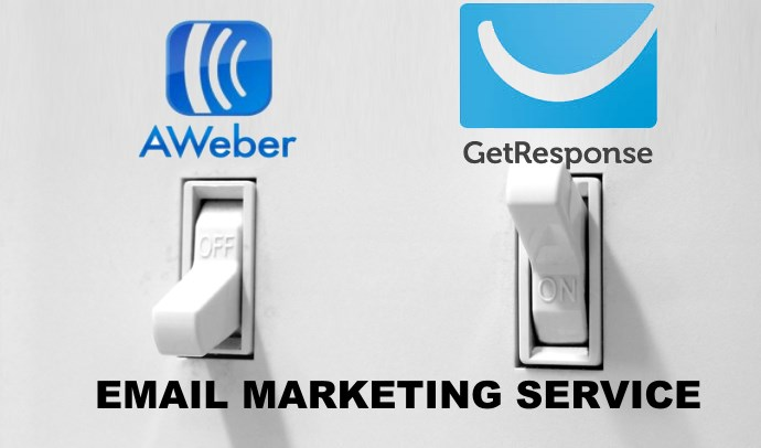 Email Marketing Service - Switched From Aweber To GetResponse - Reasons For The Switch Explained